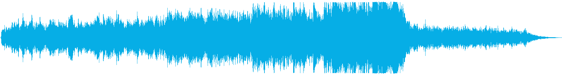 現代の交響曲 感情的 バラード 憂...の再生済みの波形