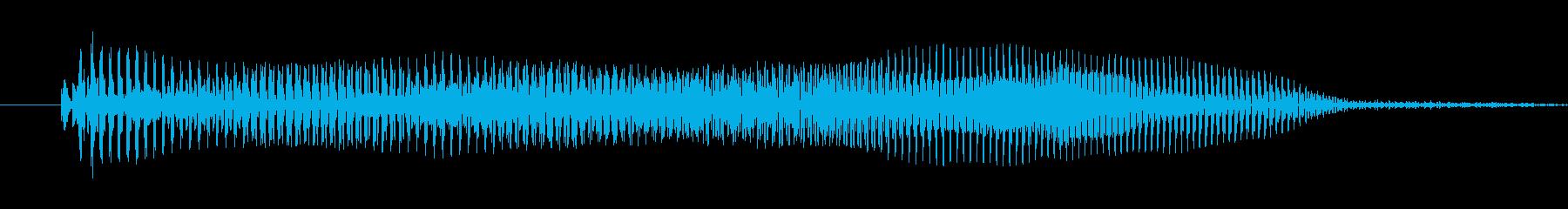 リトルレッドモンスター:Rの再生済みの波形