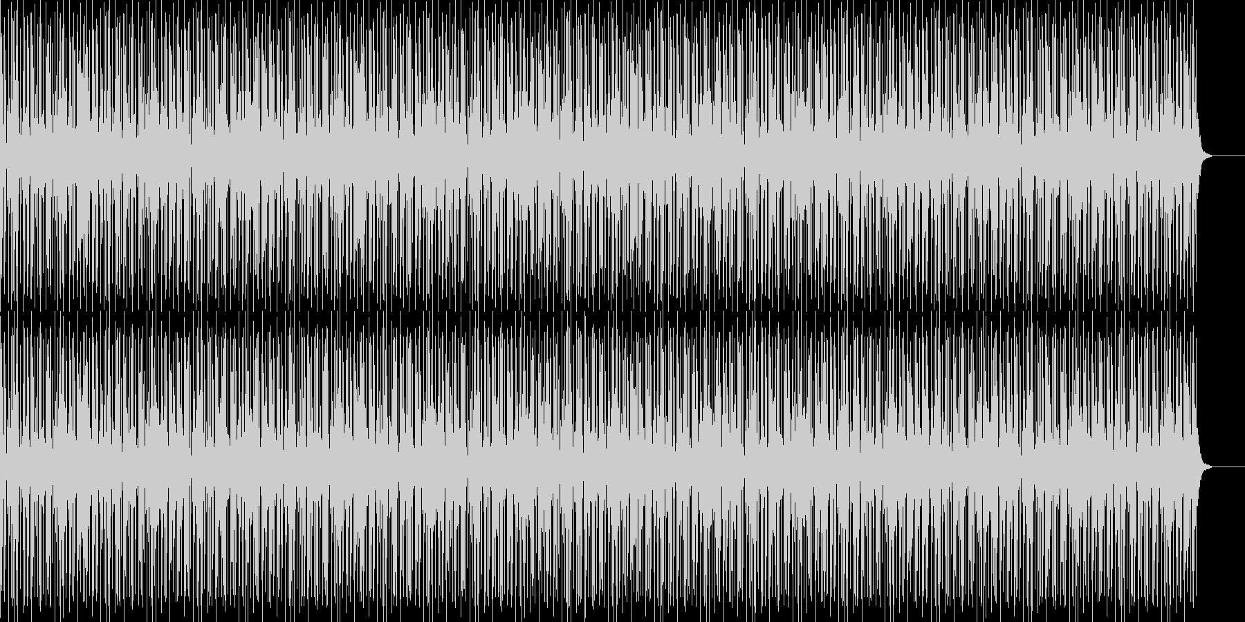 不思議、シンキングタイム等の未再生の波形