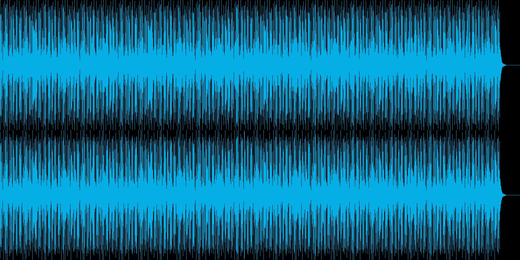 不思議、シンキングタイム等の再生済みの波形