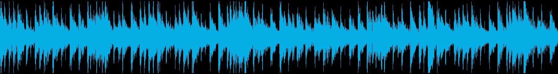 ループ[ニュース報道]無機質:11の再生済みの波形