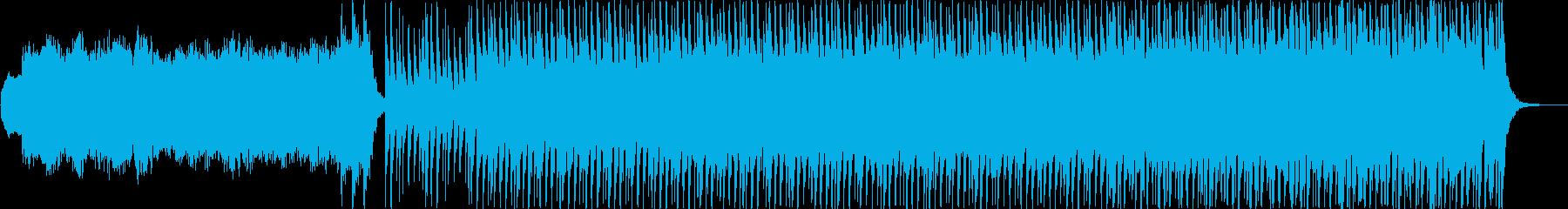 ケルト アコースティックギター 楽...の再生済みの波形