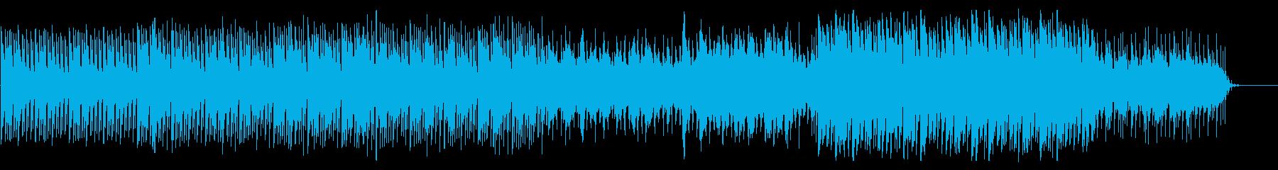 ギターハウス/シンプルで爽やかなBGMの再生済みの波形