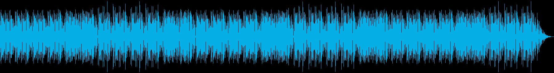 ほのぼのBGM!スロー(ピアノのみ)の再生済みの波形