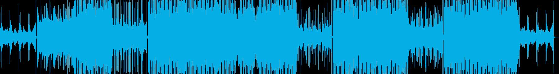 R&B・HIPHOP・オシャレ・エモいの再生済みの波形