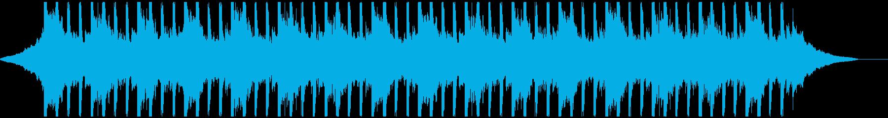 企業VPに!疾走感・感動・幸せなピアノの再生済みの波形