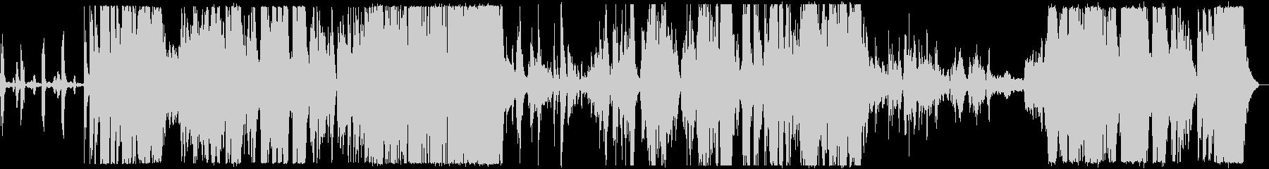 北アフリカのムーア人のチェロのソロ...の未再生の波形