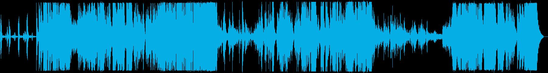 北アフリカのムーア人のチェロのソロ...の再生済みの波形