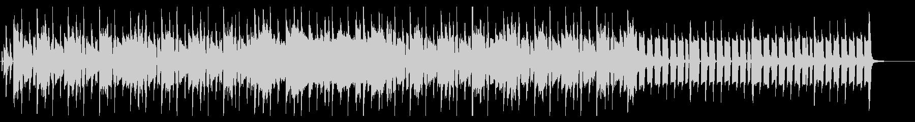 texture5の未再生の波形