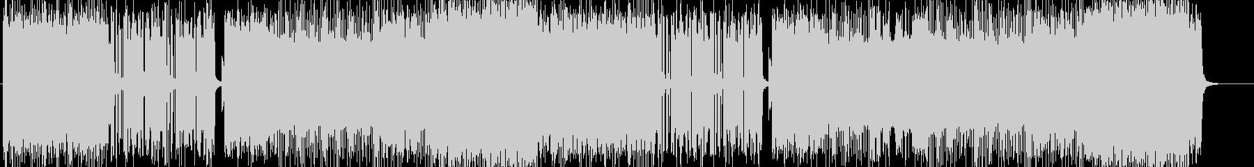 「HR/HM」「DARK系」BGM28の未再生の波形