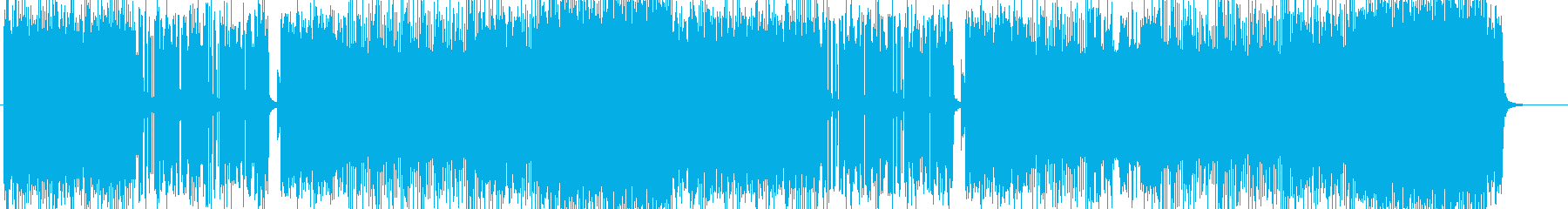 「HR/HM」「DARK系」BGM28の再生済みの波形