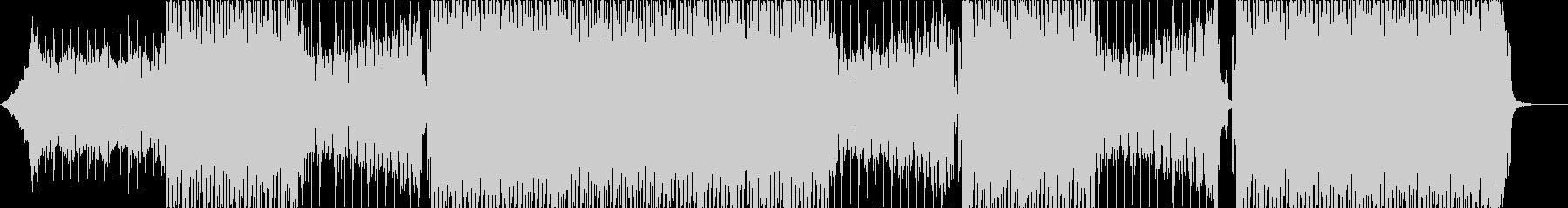洋楽、パーティーEDM、K-POP♫の未再生の波形