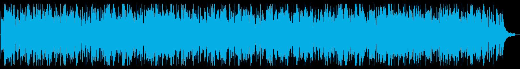 ピアノソロ スロウで重いブルースの再生済みの波形
