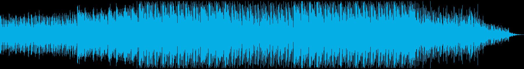 実験的 未来の技術 劇的な テクノ...の再生済みの波形