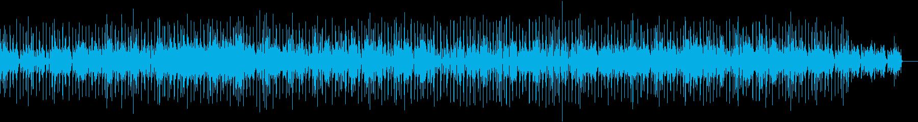 「シティライフ」ムードのファンキー...の再生済みの波形