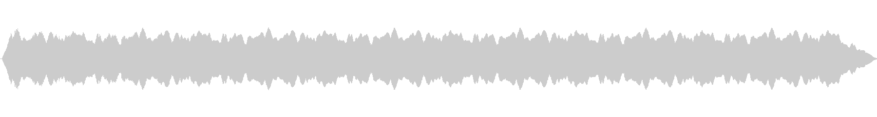 ドローンスロッビングパルス。うめき...の未再生の波形