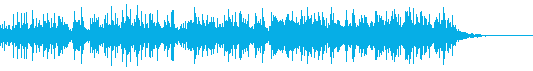 T.V.コンテンポラリーインスト反...の再生済みの波形
