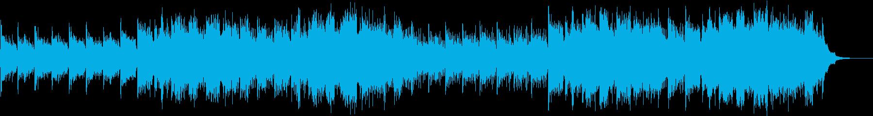 笛+バイオリン+アコギ ノスタルジックの再生済みの波形