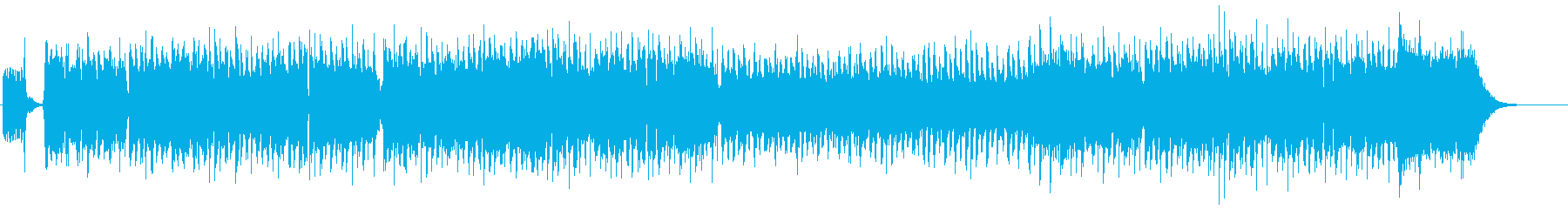 Accordianサウンドとチュー...の再生済みの波形