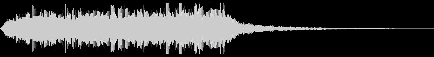 コーラス パイプオルガン 厳か シンプルの未再生の波形