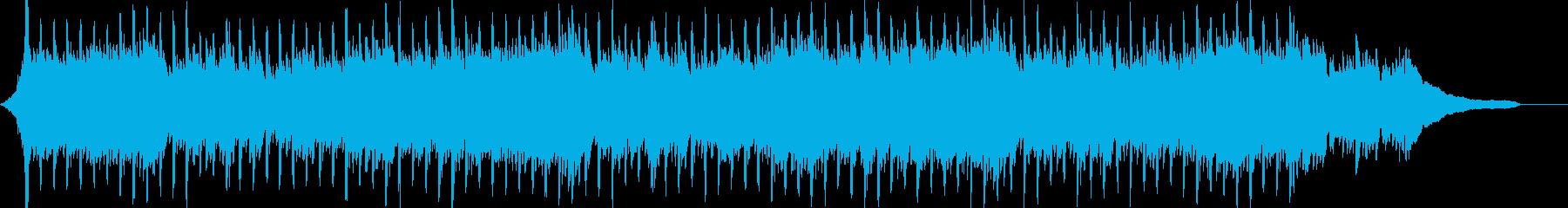 企業VP系47、爽やかピアノ4つ打ちbの再生済みの波形