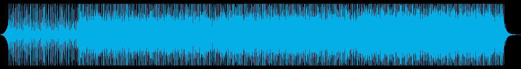 築き上げるの再生済みの波形