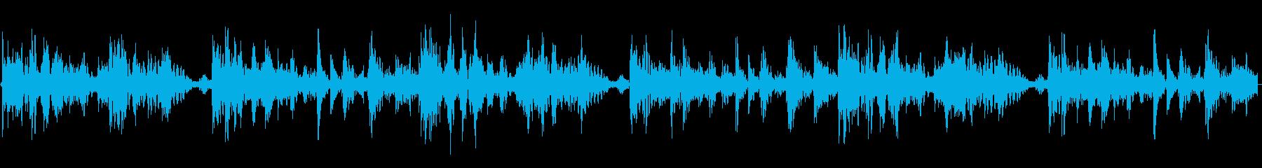 シンプルなHip-Hopループです。の再生済みの波形