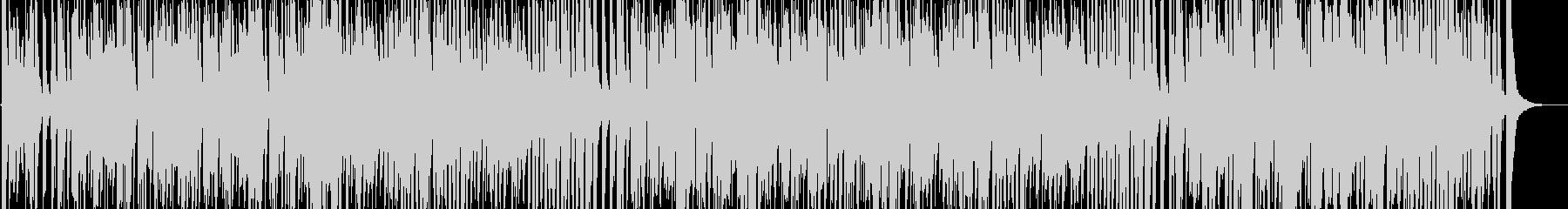 【生演奏】フルート&ブラスのXmas曲の未再生の波形