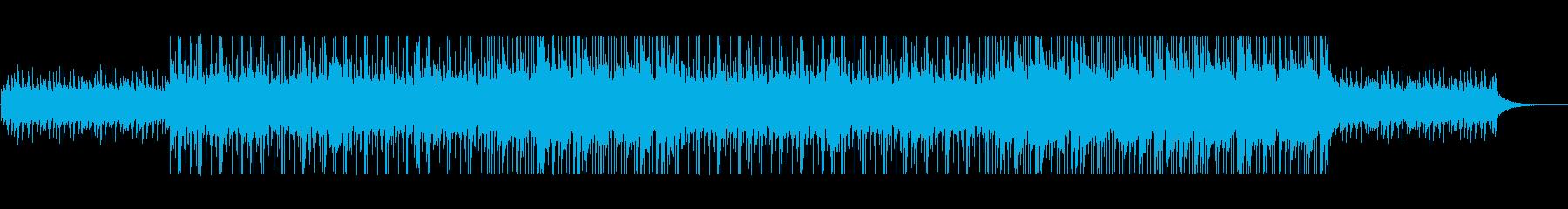 力強くも切ないウエディング系曲記念日にもの再生済みの波形