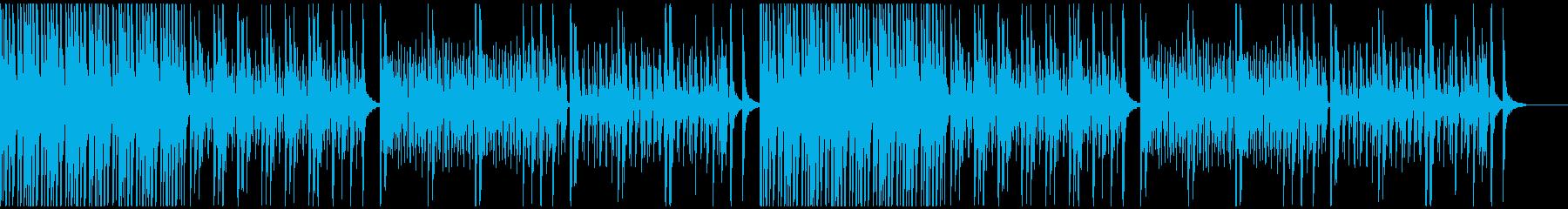 夏を盛り上げるトロピカルハウス・1の再生済みの波形