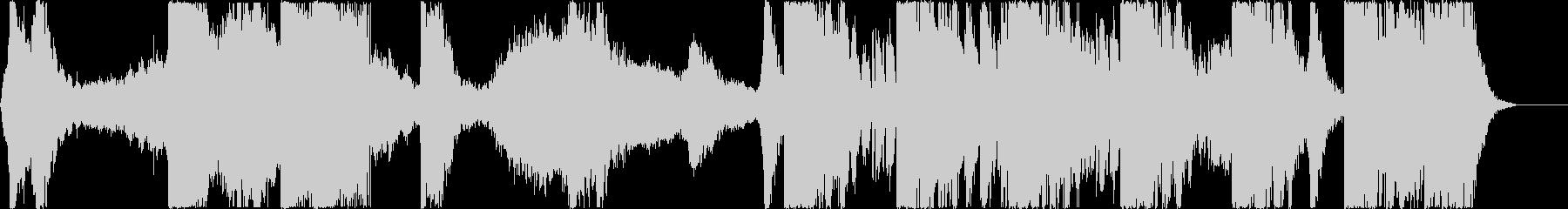 トレーラー/打楽器*インダストリアルの未再生の波形