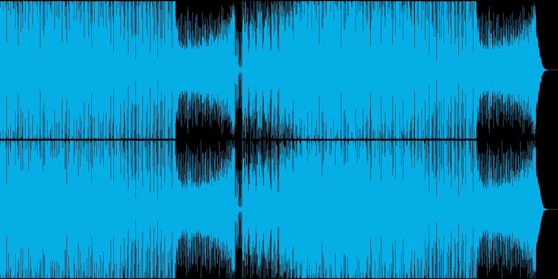 EDM トロピカル チャート メジャーの再生済みの波形