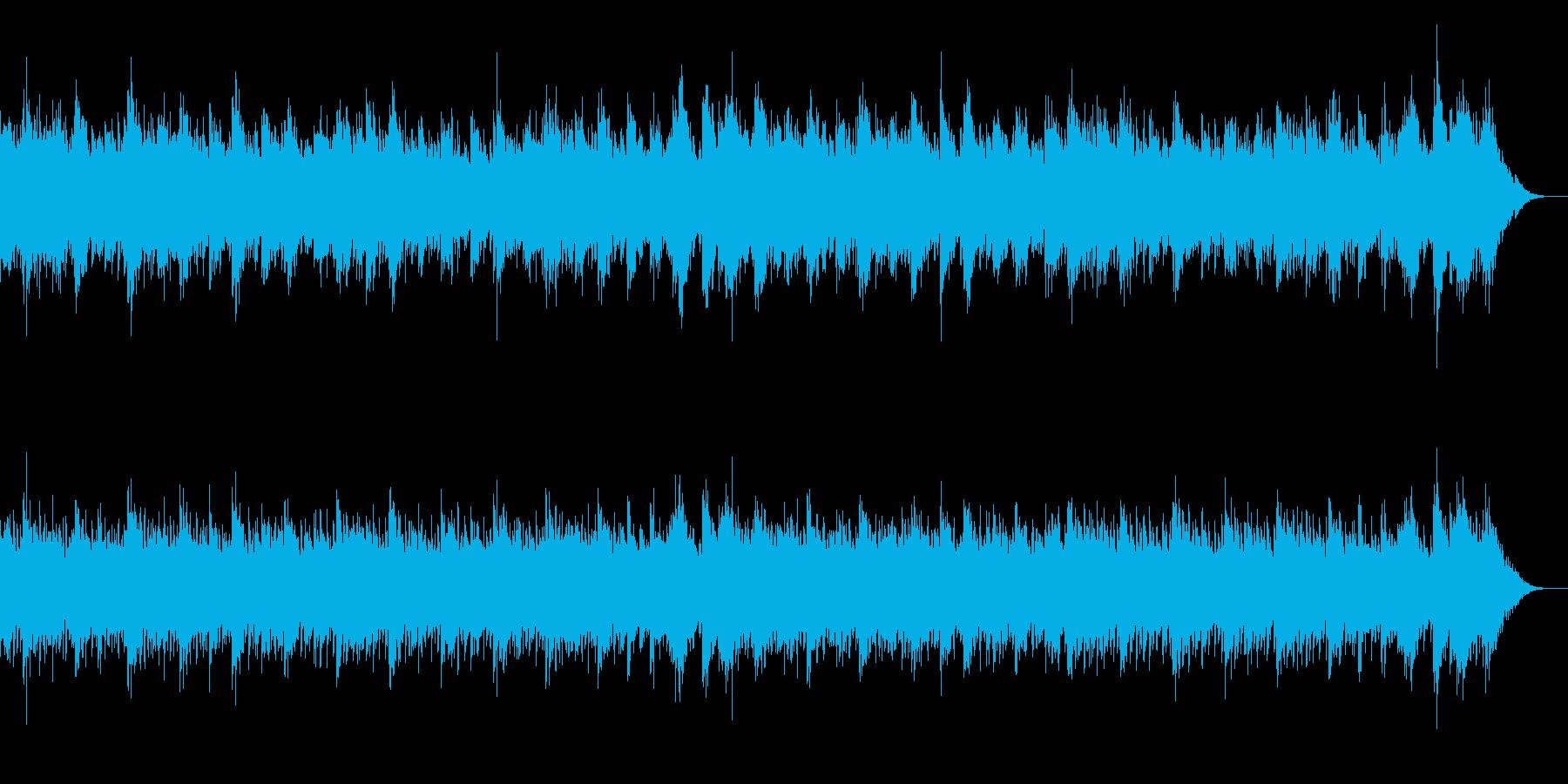 ダンジョン1の再生済みの波形