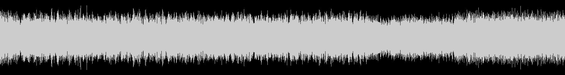 ヨガなどに、ヒーリング_ループ仕様の未再生の波形