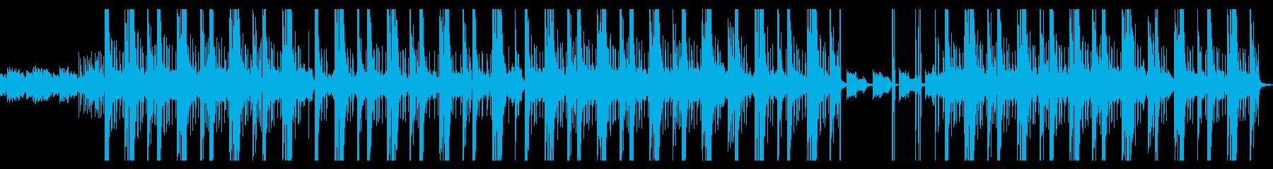 ダークな人生ヒップホップ、トラップの再生済みの波形