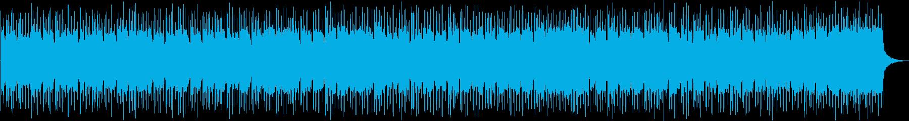 バッハ/G線上のアリア/Hiphopの再生済みの波形