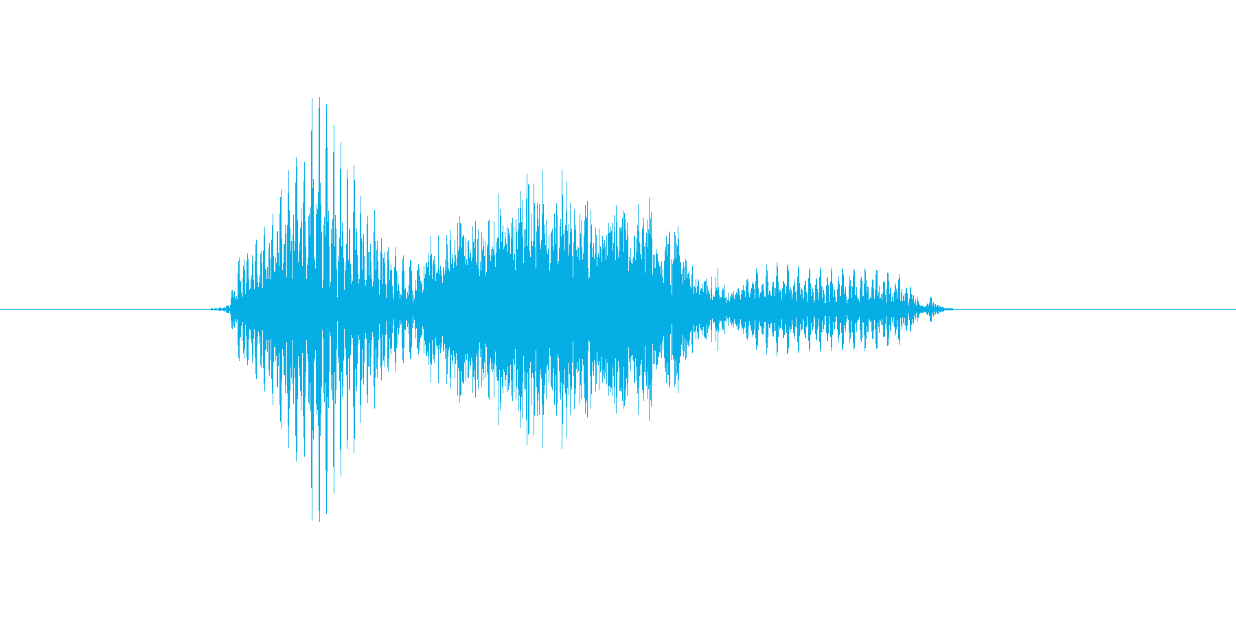 s,S,S(エス)の再生済みの波形