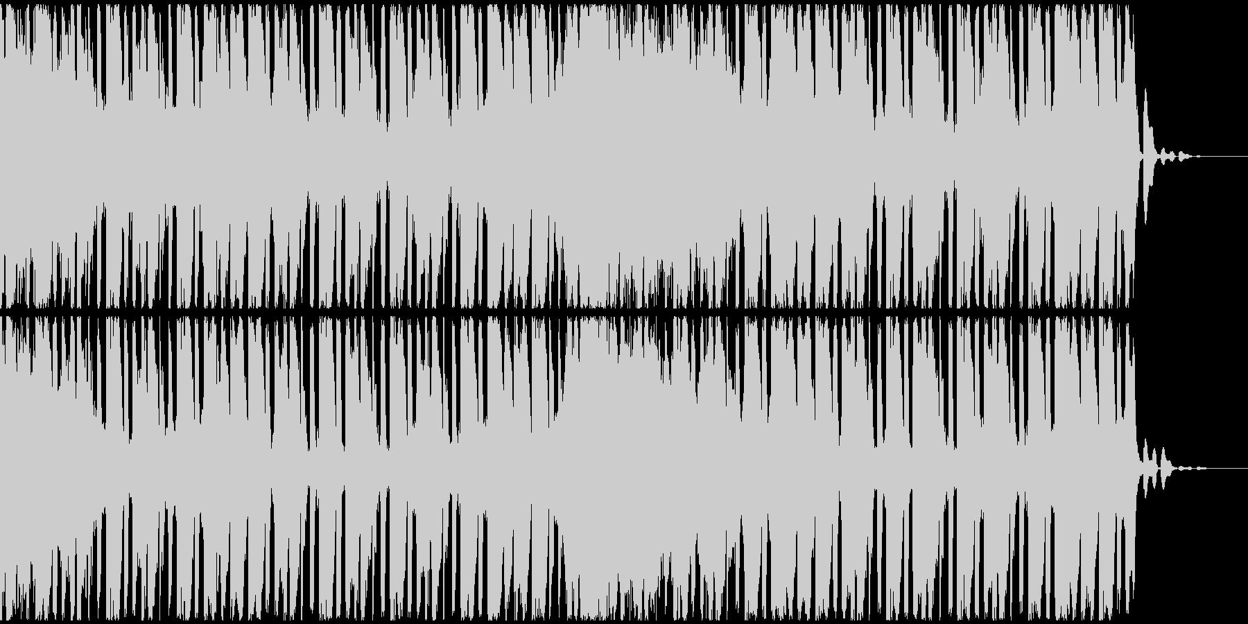 【EDM】トランス、ジングル5の未再生の波形