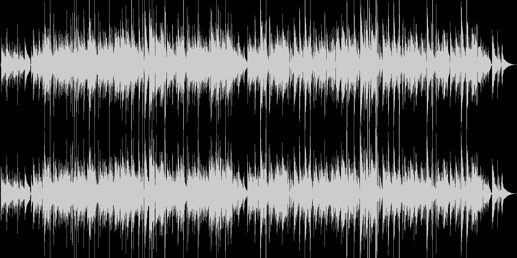 浜辺の歌(アコギインスト曲)の未再生の波形