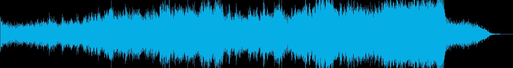 メロディーラインが美しいEpicサウンドの再生済みの波形