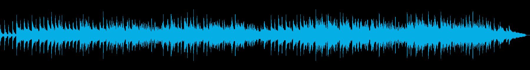 ガーシュウィンのサマータイムをピアノでの再生済みの波形
