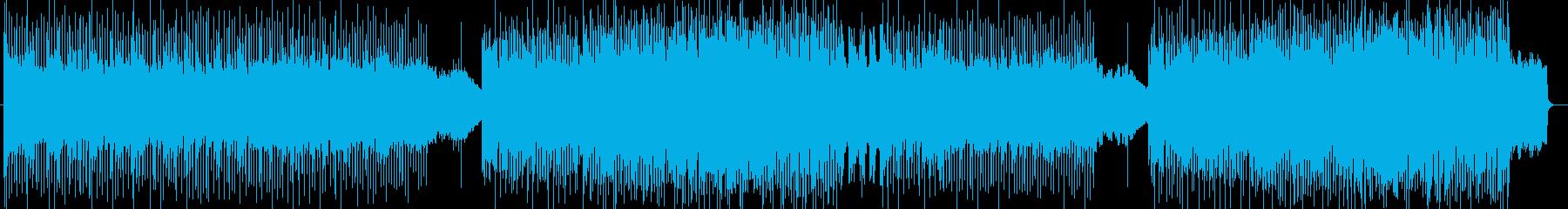 「HR/HM」「DEATH」BGM249の再生済みの波形