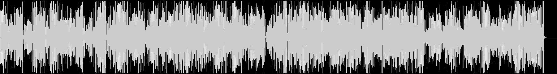 ピアノ名曲 ラグタイムで二番目に有名な曲の未再生の波形