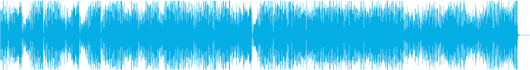 ピアノ名曲 ラグタイムで二番目に有名な曲の再生済みの波形