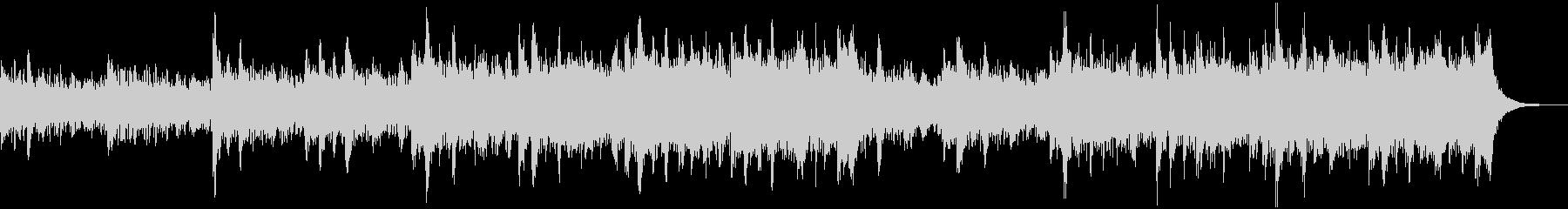 企業VP映像、175オーケストラ、爽快Lの未再生の波形