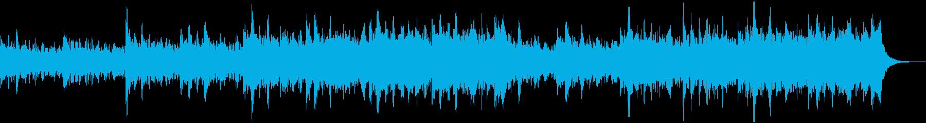 企業VP映像、175オーケストラ、爽快Lの再生済みの波形