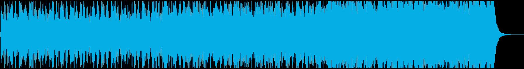 Challenge Iの再生済みの波形