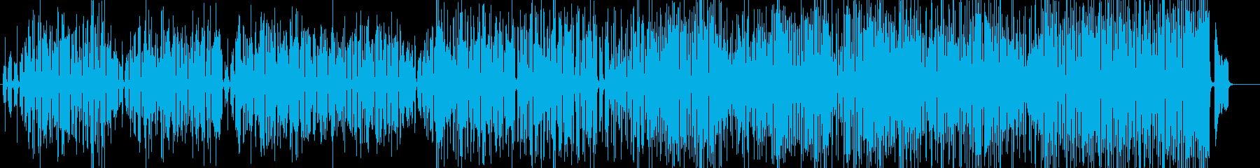 アコーディオン・ミュゼット-ピチカートの再生済みの波形