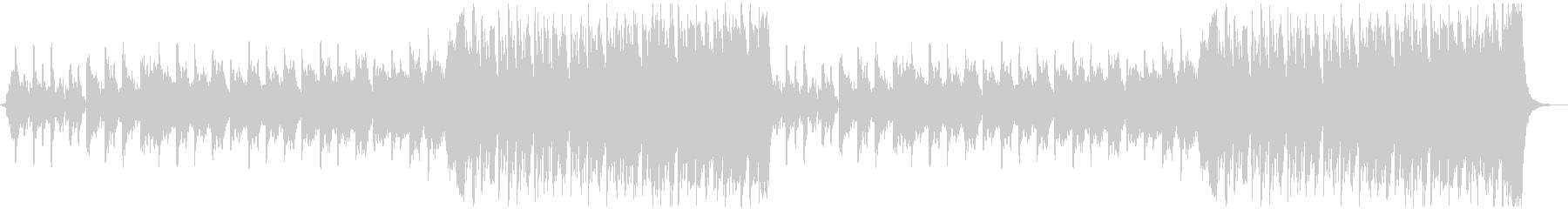 A suspicious and comical Halloween waltz's unreproduced waveform