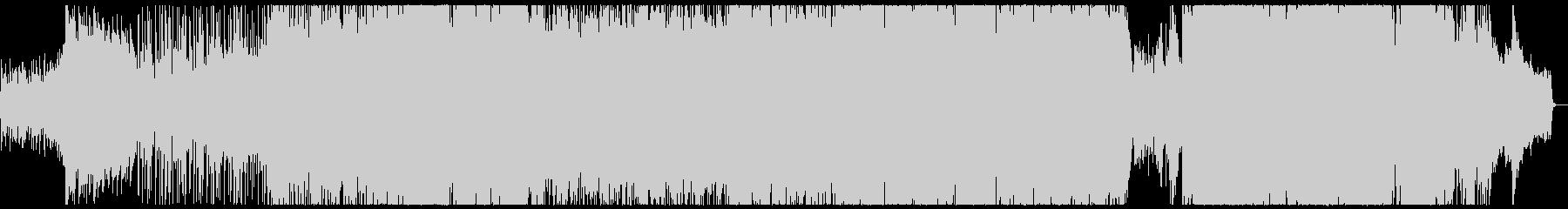 優しくほのぼのとした雰囲気のJ-Popの未再生の波形